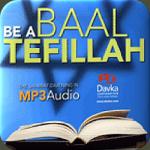 Be a Baal Tefillah